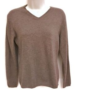 100 % Cashmere Sweater Geneva Size PS